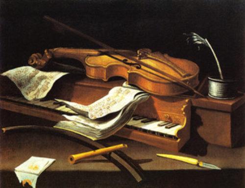 """""""Spesso il mal di violino (violoncello, pianoforte etc…) ho incontrato…"""". Una tecnica da usare quando suonare non è più un piacere."""